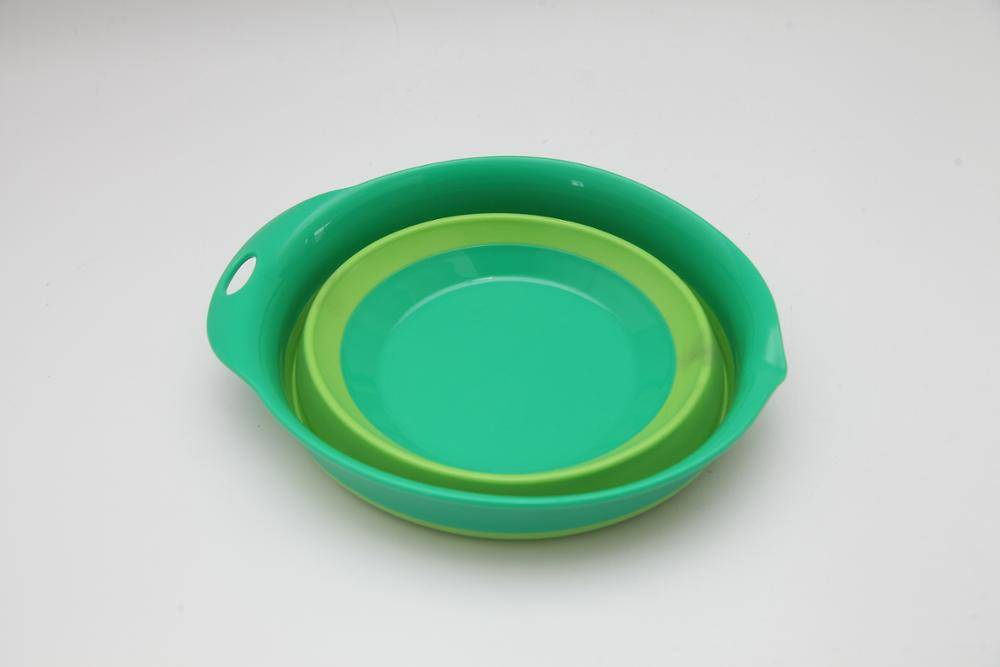 Collapsible Mixing Bowl Environmental Temperature Convenient Bowl