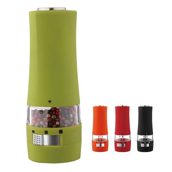 Hot Dipped Zinc Steel Coil Electric Salt Pepper Grinder -