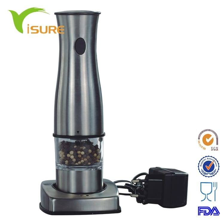 electric pepper mill with light 9531 Electric Pepper Mill