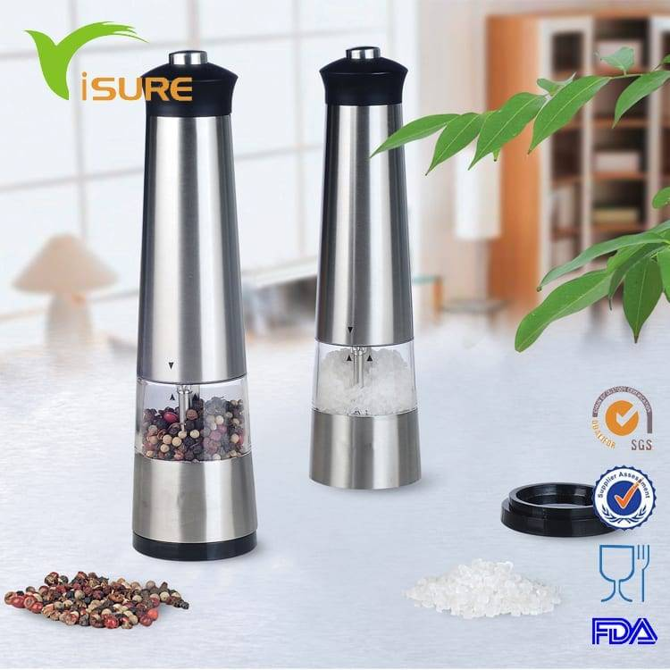 Alu-Zinc Steel Sheet Pepper Grinder -