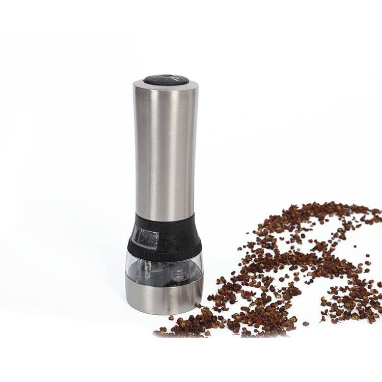 automatic electric pepper grinder 9523 2 in 1 Electric pepper mill Featured Image