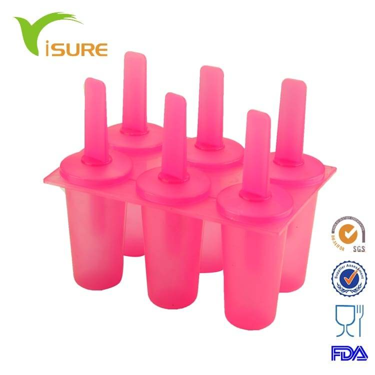 6pc Ice Shaper Former for Kids