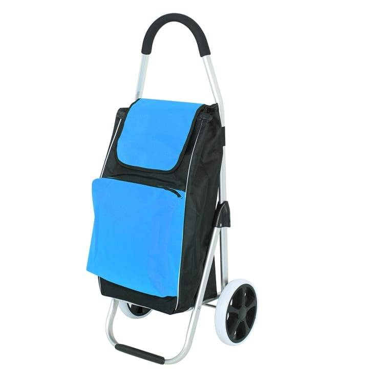 Foldable shopping cart trolley with a bag Featured Image