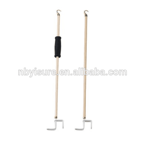 Lightweight reacher Dressing Stick Sock Aid