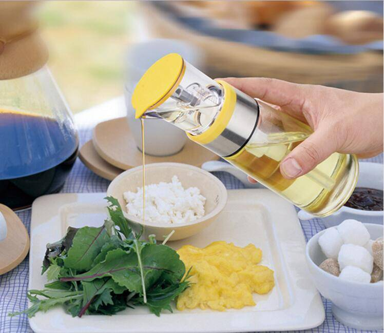Innovative High Quality Kitchen Glass Olive Oil Sprayer Dispenser