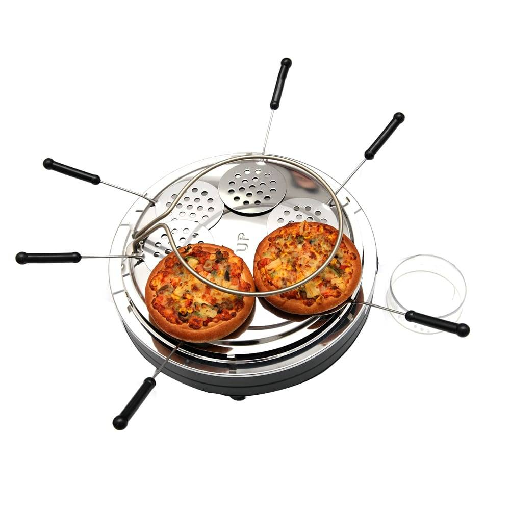 Narrow Steel Strip Wood Salt And Pepper Grinder -