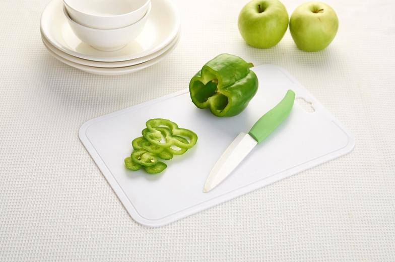 Rectangle Plastic Chopping Board bread cutting board
