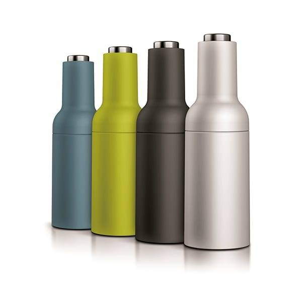 New Arrival China Automatic Battery Powered Muti-color Salt And Pepper Mill