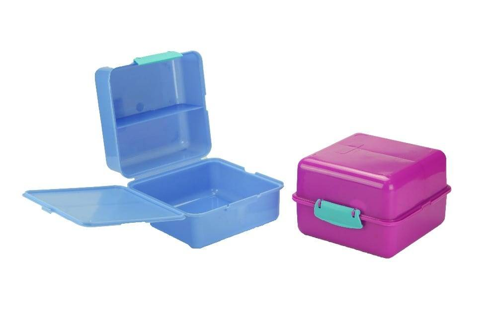 Plastic New Type Multi-Function Lunch Box