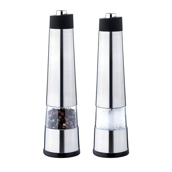 stainless steel salt and pepper grinder set Featured Image