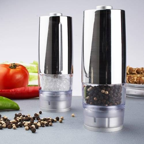 Stainless Steel Electric pepper 9506 Electric Pepper Mill