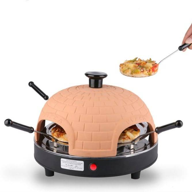 100% Original Factory Large Capacity 60cm Basic Electric Pizza Oven Home Electric Oven