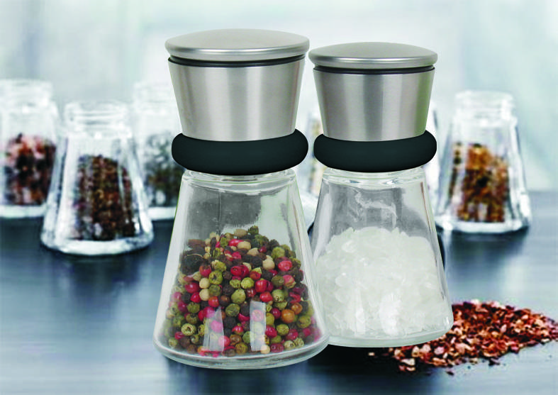 electrical pepper mill 9607 manual salt & pepper mill