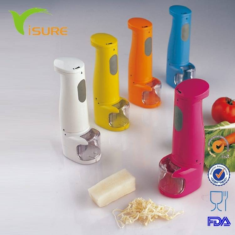 Automatic Power Electric Cheese Grater Cheese Cutter Cheese Mill