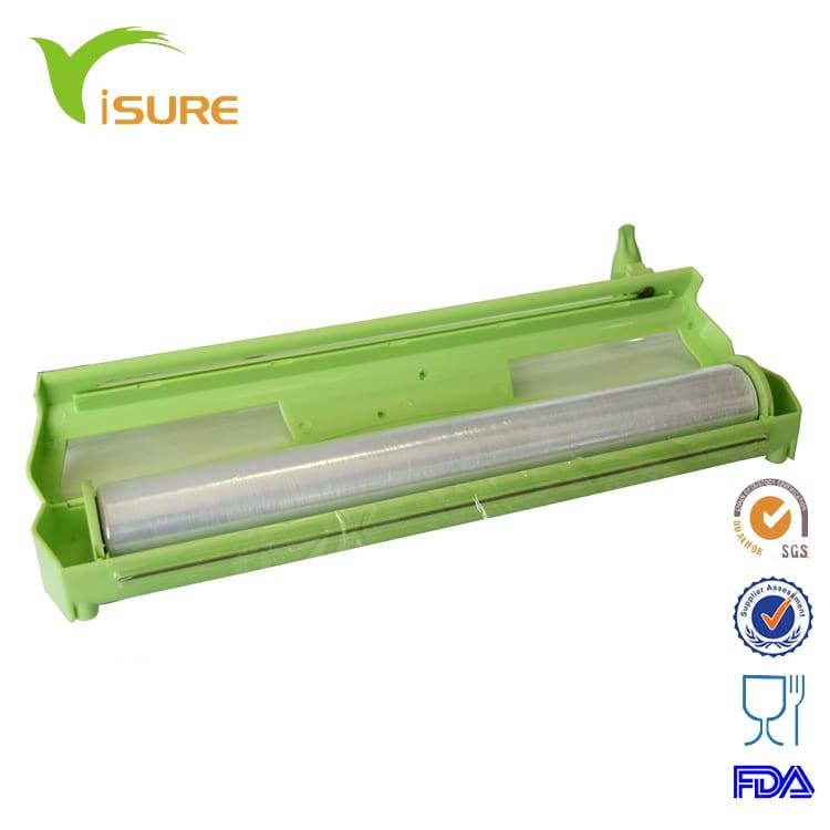 Food Safe Colorful Plastic Wraptastic Cling Film Cutter