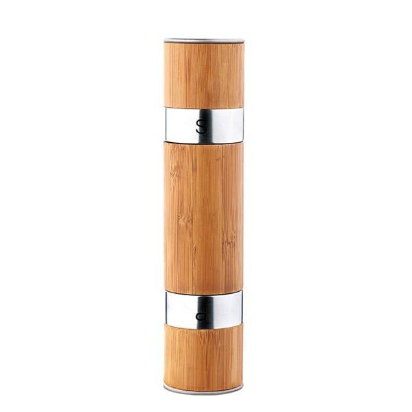 two in one stainless steel pepper grinder 9610 2 in 1 Manual Salt & Pepper Mill