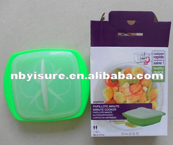 Potato Cooking Bowl set 2893 especially for microwave use,just 3 minutes