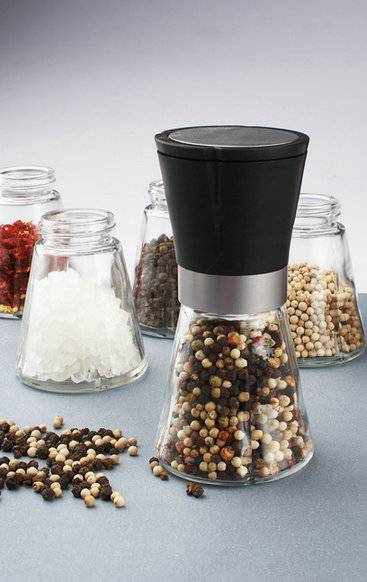 salt & pepper grinder 9605 Manual Pepper Mill