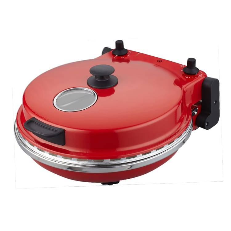Home Mini Electric Pizza Maker Machine Pizza Oven Featured Image