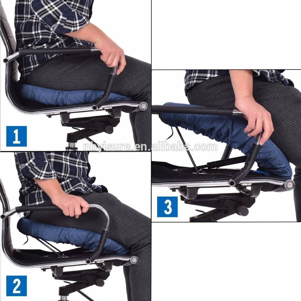Good Quality Folding Elderly Easy Lift Assist Seat Cushion