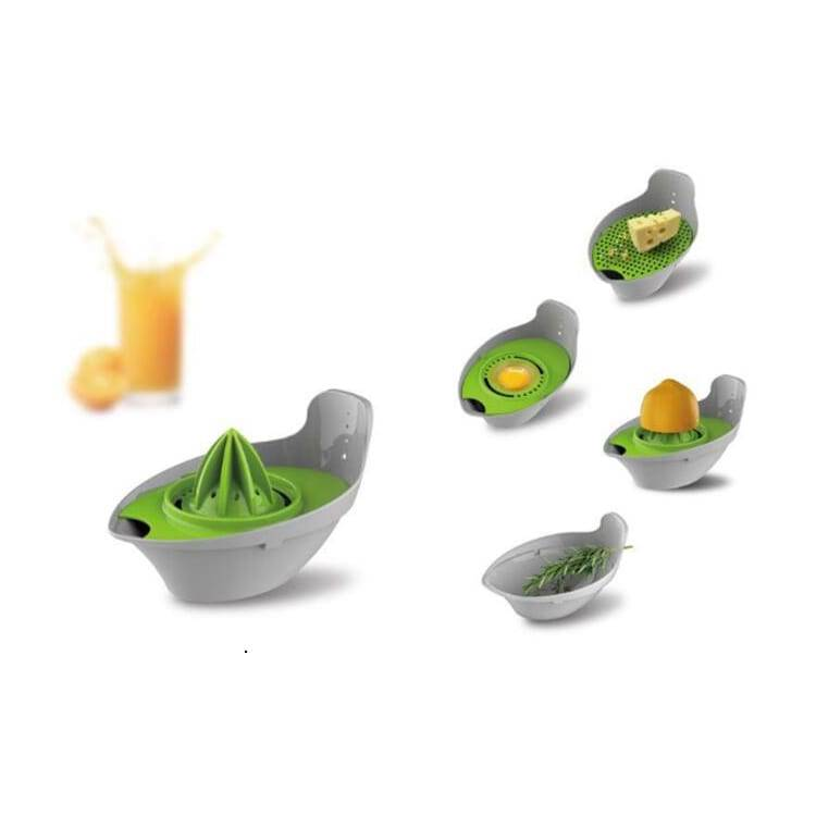 Prepainted Embossed Ppgi Kitchen Utensil Set -