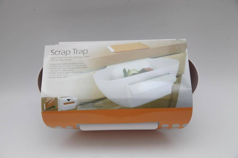 Plastic Scrap Trap