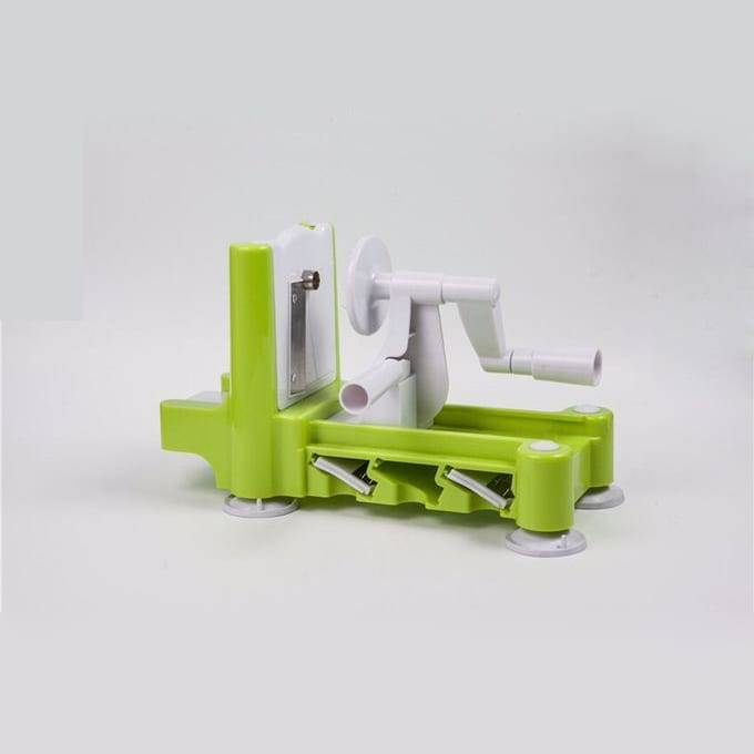 Manual Vegetable Shredder and Fruit Slicer