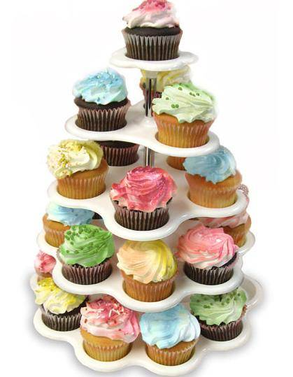Cake stand 5 Tier Cupcake Stand