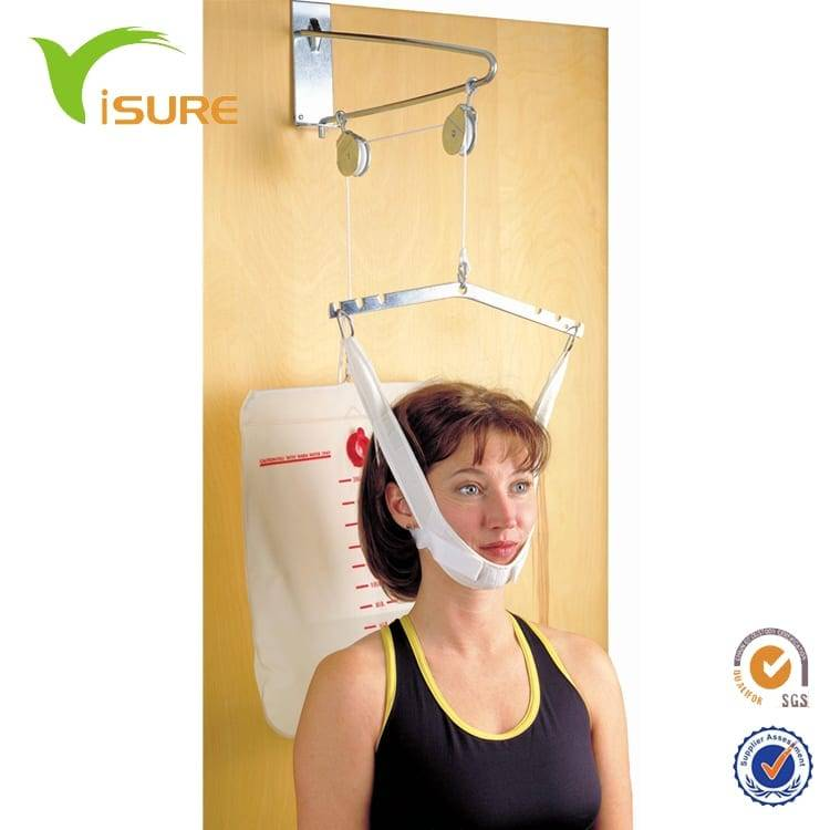 Overdoor Home Cervical Neck Traction Kit