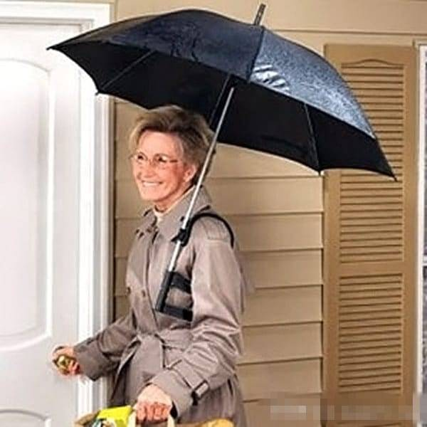 Easy umbrella 6047 Hands free umbrella Featured Image