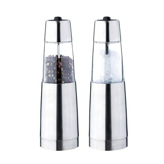 electrical pepper mill 9509A Gravity Pepper Mill Featured Image