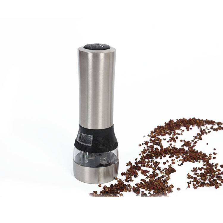 automatic electric pepper grinder 9523 2 in 1 Electric pepper mill