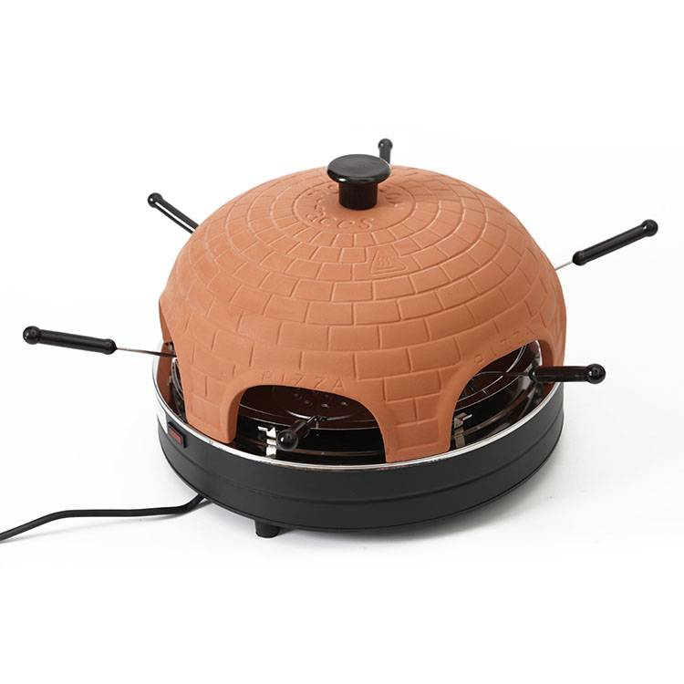 Pizza Makers factory 6 people pizza dome pizza cone maker