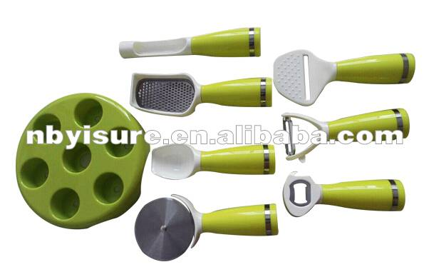 2018 Hot sell colour cooking tools