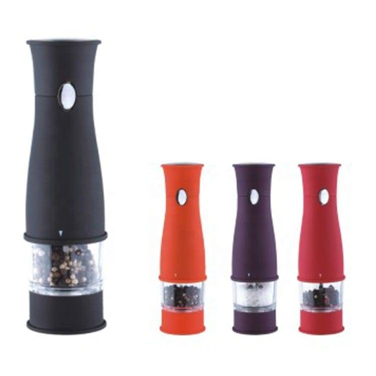 Pre_Painted Steel Coil Salt Pepper Grinder Manual -