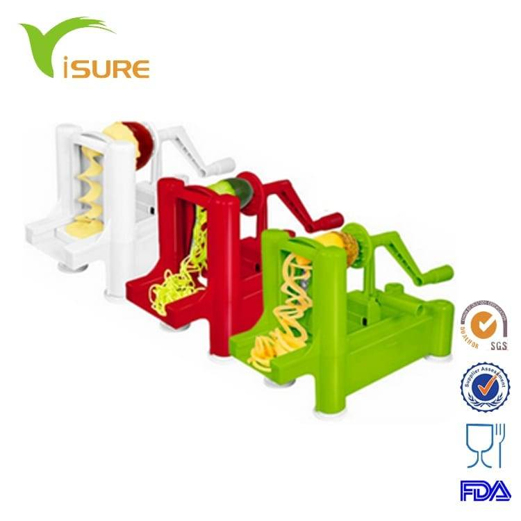 Spiral Vegetable and Fruit Slicer