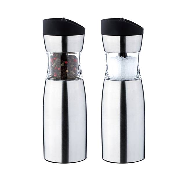 Colorful electric pepper mill Gravity Pepper Mill