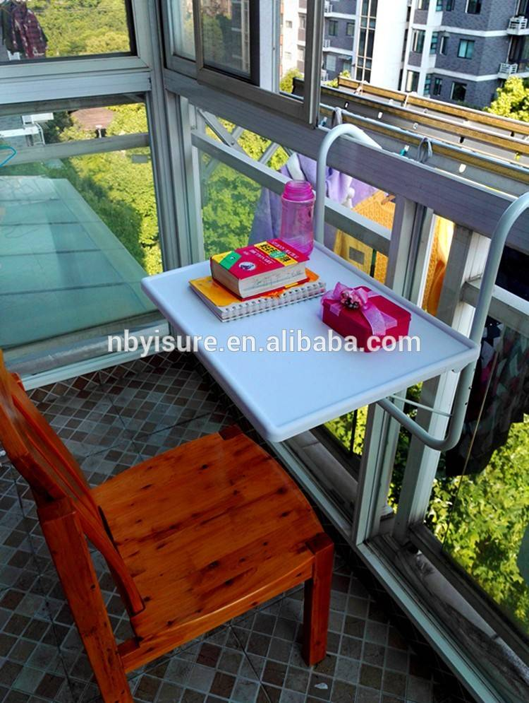 Amazing Folding Balcony Table