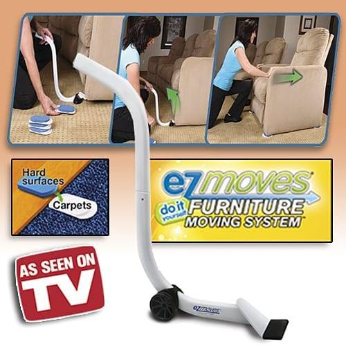 EZ Moves Furniture Lifter and Sliders