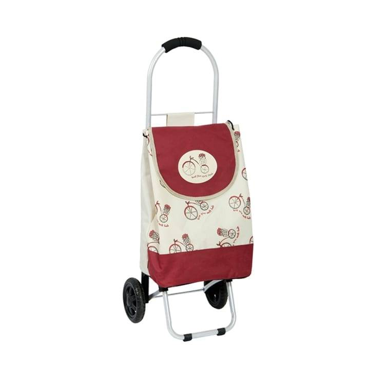 Luggage cart trolley light weight folding shopping trolley Featured Image