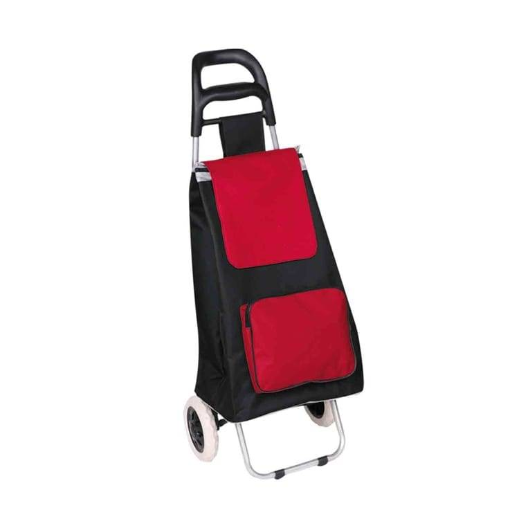 Lightweight Trolley Wheeled Bag Grocery Foldable Shopping Cart