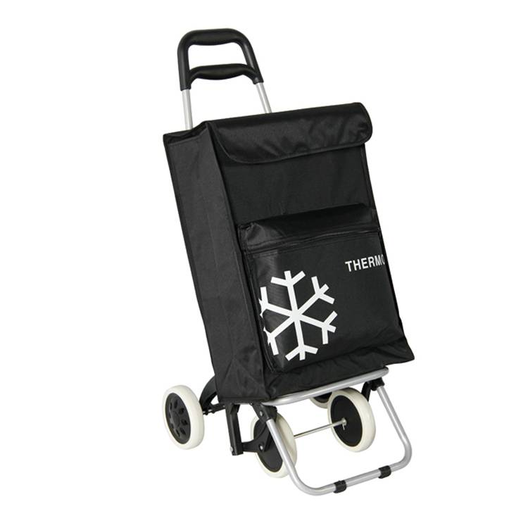 Large capacity Trolley Dolly, Snowflake Shopping Grocery