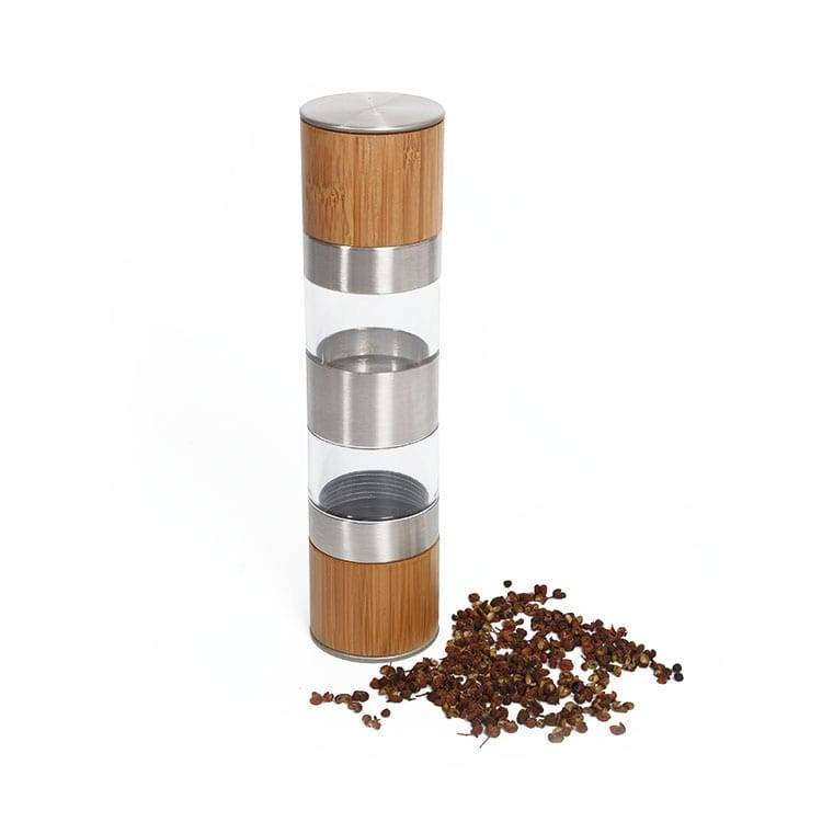 black pepper mill 9609 2 in 1 Salt & Pepper Mill