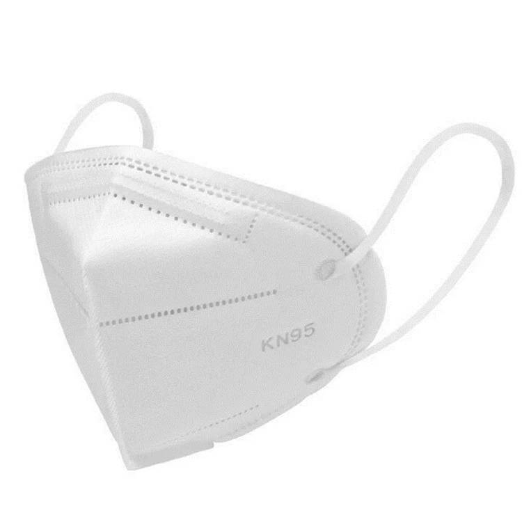 CE FDA Certificate Fold 4 ply Reusable KN95 Face Shield Masks Featured Image