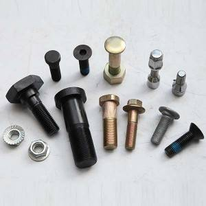 New Arrival China Cnc Lathe Parts Hanger Bolts Dowel Screw - other bolt – Yi Teng