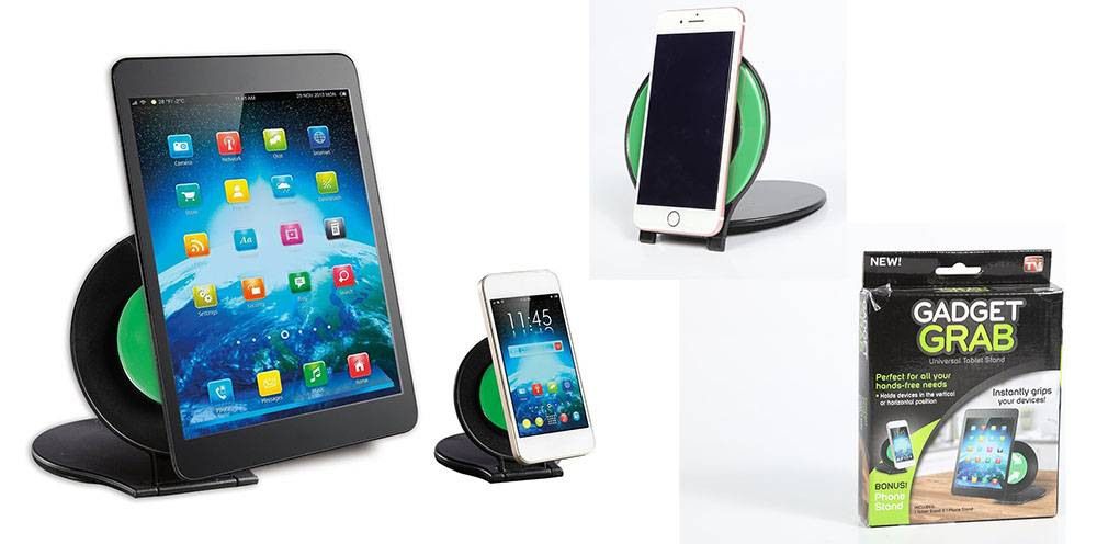mobile phone table holder a