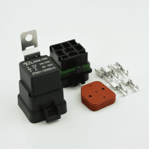 ZT621-12V-C-T with socket, pins