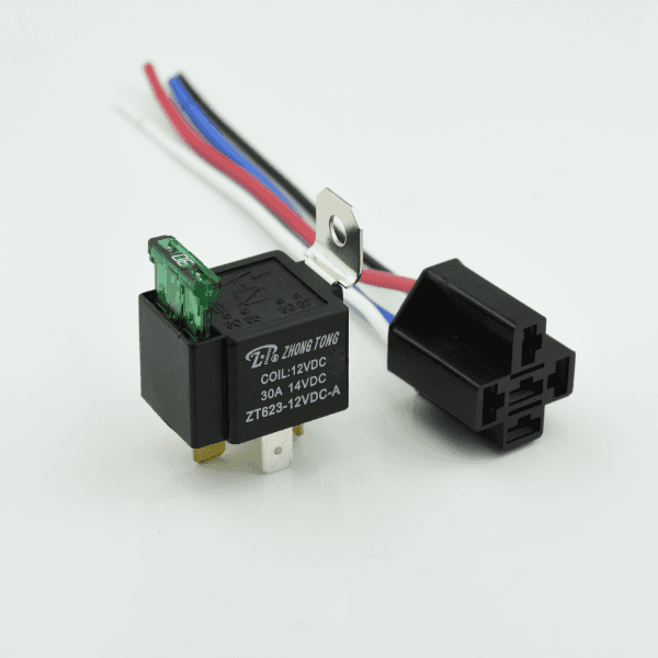 ZT623-12V-A-T with fuse, and socket Featured Image