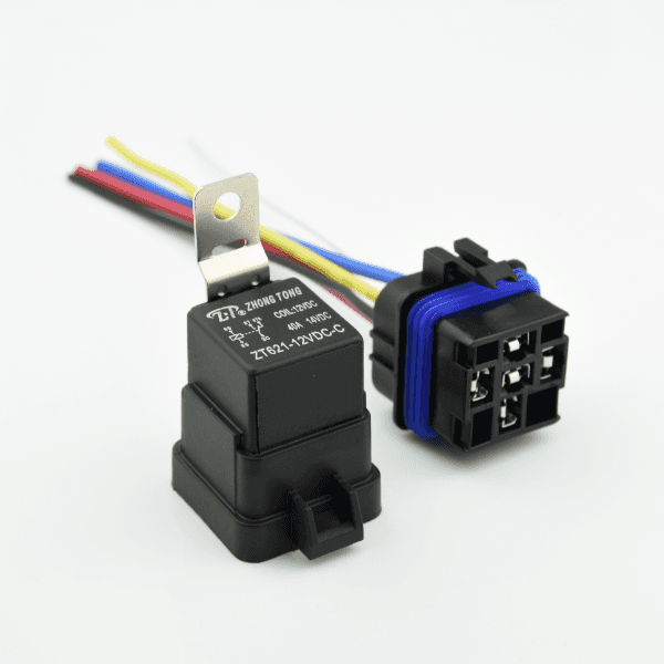 ZT621-12V-C-T with socket Featured Image