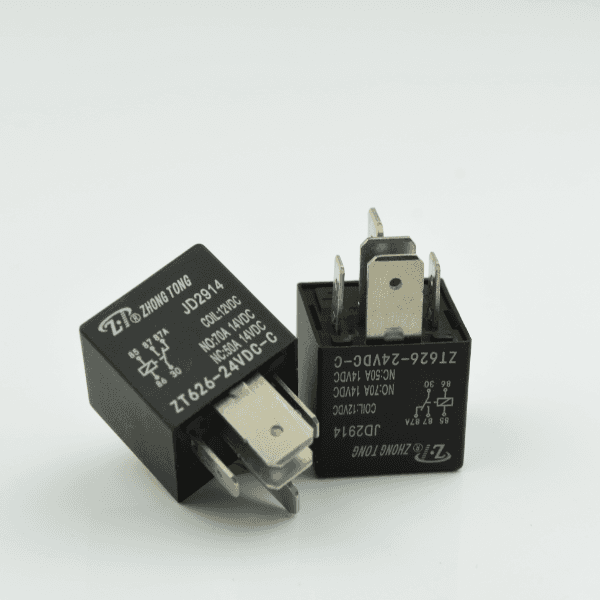 Auto Relays ZT626-24V-C Featured Image